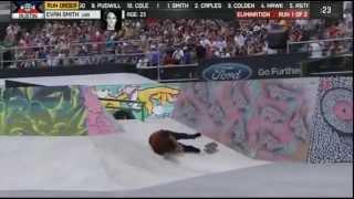getlinkyoutube.com-X Games Austin 2015 - Skateboard Street Eliminations