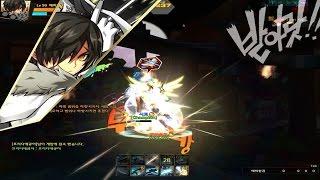 getlinkyoutube.com-[Elsword] Transcendence Blade Master 1v1 PvP (Speed 47%)