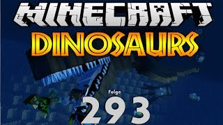 Minecraft Dinosaurs #293 Baby Mosasaurier [HD]