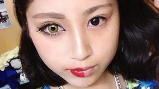 getlinkyoutube.com-【メイク】化粧の恐ろしさが分かる画像集