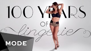 getlinkyoutube.com-100 Years of Fashion: Lingerie ★ Mode.com