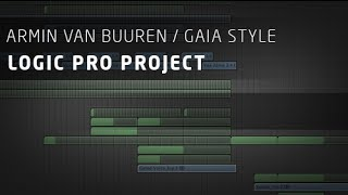 getlinkyoutube.com-Progressive Trance Logic Project (Armin van Buuren / Gaia Style) by Tone80