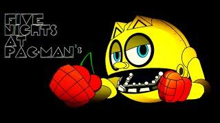 getlinkyoutube.com-Five Nights At Freddy's 2 Pac-Man!!! / TheFireBender