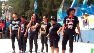 getlinkyoutube.com-MISSION X   Mikie Holiday   Berastagi Medan (Funland)