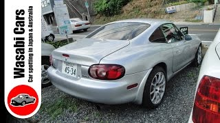 getlinkyoutube.com-RARE, Factory-built: 2004 Mazda Roadster Coupe, Type S - Sports Model (MX-5 / Miata - NB8C)