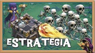 getlinkyoutube.com-¿Sacar o no sacar el Castillo enemigo? | Estrategia | Descubriendo Clash of Clans #255 [Español]