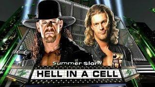 Undertaker vs Edge Sumer Slam 2008 Highlights/Resumen