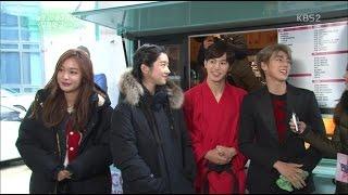 getlinkyoutube.com-151205 무림학교 배우들이 떴다!(연예가중계)