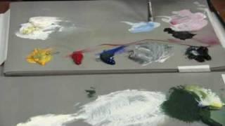 getlinkyoutube.com-How to Paint Believable Rocks