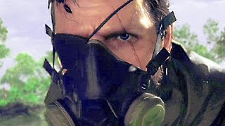 getlinkyoutube.com-Metal Gear Solid 5 Phantom Pain All 4 Endings + Deleted Secret Ending Mission 51