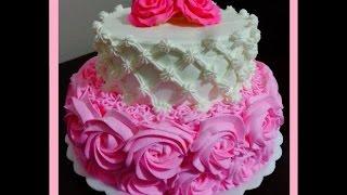 getlinkyoutube.com-Como montar bolo de andar