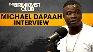 Michael Dapaah Tells The Story Of Big Shaq, Responds To Shaquille O'Neal width=