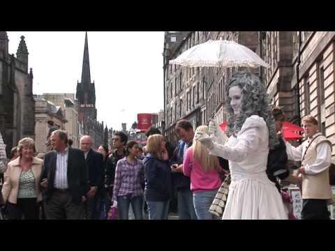 Spice Scotland – Wonderful Edinburgh in August