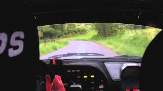 Vido Rallye Chambost 2013 (camra embarque M. Giraldo)