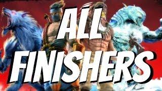 getlinkyoutube.com-Killer Instinct: All Finishers (2014) Season 1
