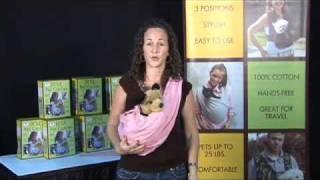 getlinkyoutube.com-Pet Teek Pet Carrier - Wonderful People!