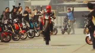 getlinkyoutube.com-Honda MSX125 Clutching #My Adrenaline
