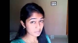 getlinkyoutube.com-Tamil dubsmash funny girl videos