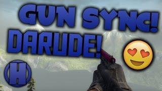 getlinkyoutube.com-CS GO Gun Sync: Darude Sandstorm