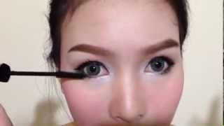 getlinkyoutube.com-bowie Makeup สอนแต่งหน้า ออกเดทกับหนุ่มหล่อ แต่ผิวหน้าคล้ำทำไงดี  Binenaryช่วยคุณได้