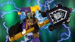 getlinkyoutube.com-LEGO NEXO KNIGHTS - JESTRO AND THE FORBIDDEN POWER