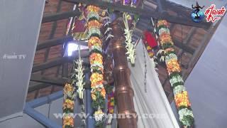 இணுவில் காரைக்கால் சிவன் கோவில் கொடியேற்றம் 27.07.2017