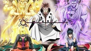 getlinkyoutube.com-Top 60 Strongest Naruto Characters & Forms VER 3 2014