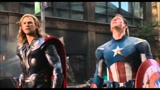 getlinkyoutube.com-The Avengers - STARK sets off the bomb [HD]
