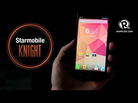 Sneak Peak: Starmobile Knight