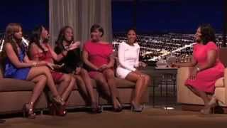 The Mo'Nique Show - Interview with The Braxtons (2011) (Part 1)