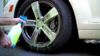 getlinkyoutube.com-Sonax Wheel Cleaner Full Effect