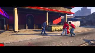 getlinkyoutube.com-GTA5 Bloods vs Crips Ep 6 Doing work
