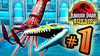 getlinkyoutube.com-Jurassic Park Builder  MARINE Tournament  Part 1 HD