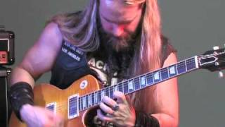 Zakk Wylde - AMP and Effect Pedals