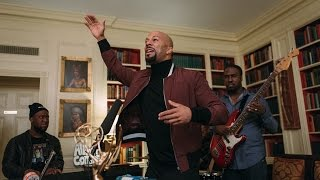 getlinkyoutube.com-Common At The White House: NPR Music Tiny Desk Concert