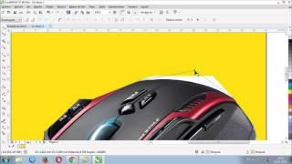 getlinkyoutube.com-Recortar imagen en Corel Draw X7 | Forma 1