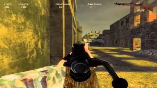 getlinkyoutube.com-FPS Creator - WWII Game AI Bots Update [Nomad Mod HD]