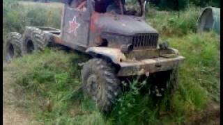 getlinkyoutube.com-Praga Truck Trial Offroad Testing