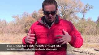 Outdoor Research Transcendent Down Sweater Review