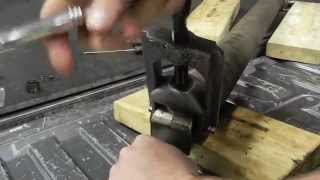 getlinkyoutube.com-Service U-joints in minutes using the Tiger Tool 10105 U Joint Puller & 10202 Bearing Cup Installer