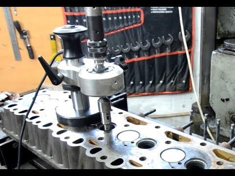 Mira VGX 21 Станок для ремонта и востановления седел клапанов