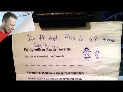 Female pilot in shock after passenger leaves sexist note