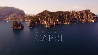 video: L'isola di Capri nel Time lapse in 4k