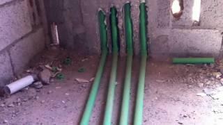 getlinkyoutube.com-مراحل بناء المنزل -25