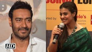 Kajol Reacts As Her Husband Ajay Devgn Gets Padma Shri