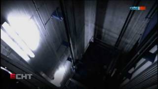 getlinkyoutube.com-Echt -  Gefahr Im Aufzug
