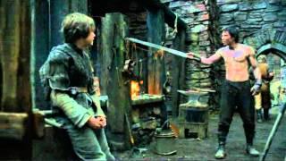 "getlinkyoutube.com-GoT 2x05: ""Sideface?....Sideways"" Arya & Gendry Scene"