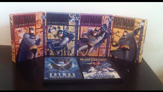 getlinkyoutube.com-Batman The Animated Series Vol 1-4 + Movies
