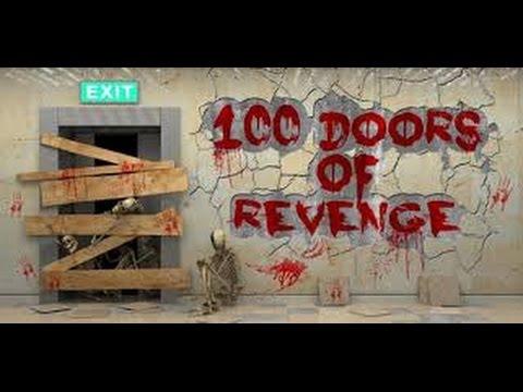 100 Doors of Revenge 1-20 уровень