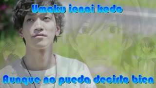 getlinkyoutube.com-Kawaranai Sora Luck Life Sub Romanji/ Español Ending junjou romantica Full